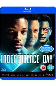 Independence Day [Blu-ray] [1996] - £5 Delivered @ Amazon UK