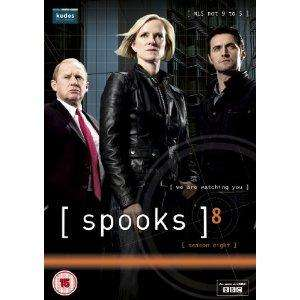 Spooks: Series 8 (DVD) - £10.99 @ Play