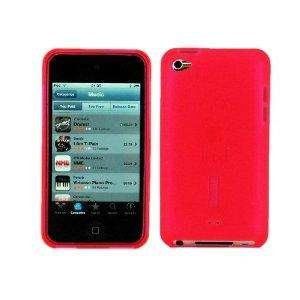 TeckNet iPod Touch 4G Silicone Case & 2 x Screen Protectors For New Apple iPod Touch 4 4th Generation Red - £2.48 Delivered @ Amazon Sold By TeckNet Online