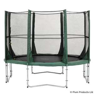 Plum 10ft 3G Trampoline Enclosure Net - £49.99 @ Plum Products