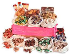 Long John Silvers Box Of Toffee's Save £10 Now £14.95+ £3.95 Delivery inc Gift Box & Gift Card @Treasure Island Sweets