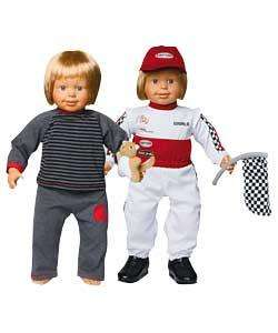 Roby Pyjama And Racing Driver Outfit Twin Pack - was £19.99 now £6.99 @ Argos