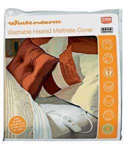 WINTERWARM DOUBLE DUAL MATTRESS COVER NEW £15.98 @ Ebay ARGOS OUTLET
