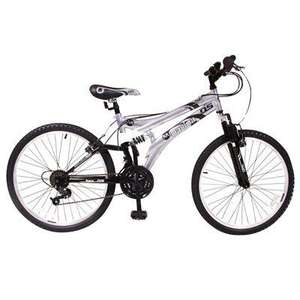 Maxima Storm DS24 Bike - £49 @ Sports Direct