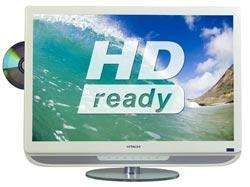 "Hitachi 22"" LCD TV With DVD Player - £155.19 Delivered @ Ebay Currys Outlet"