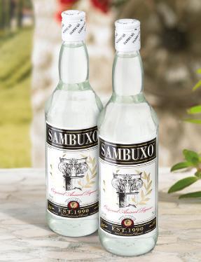 Sambuxo Original Aniseed Liqueur (sambuco) £4.99 @Lidl