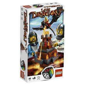 Lego Lava Dragon Game - Was £9.99 now £4.30 Delivered @ Amazon