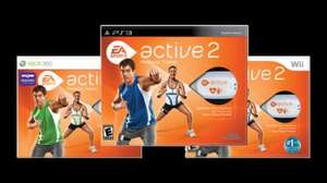 EA Sports Active 2 For Nintendo Wii, Xbox 360 & PS3 - £24.99 Delivered @ Gamestation