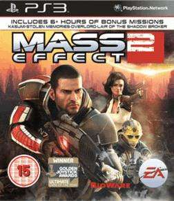 Mass Effect 2 For PS3 - £20.99 Delivered @ Gamestation & Amazon