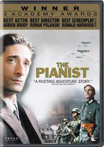 The Pianist On Blu-ray - £4.99 @ DVD