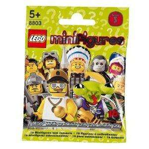 Lego Minifigures: Series 3 - Now £1.50 Delivered @ Amazon
