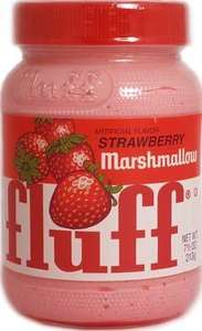 Strawberry Marshmallow Fluff - 4 x 212g jars for £7.22 @ Amazon delivered