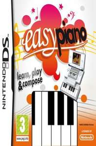 Easy Piano With Keyboard Attachment (DS) - £8 *Instore* @ Morrisons