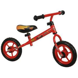 Kids Disney Cars & Disney Princess Balance Bike - £15 @ Sports Direct