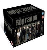 The Sopranos: Complete Box Set (DVD) - £40 @ Tesco Entertainment