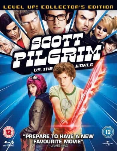 Scott Pilgrim Vs. The World On Blu-ray - Only £10.75 @ Zavvi