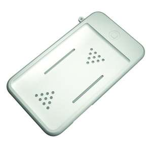 Exspect iPod Touch Clear Silicone Case - 25p + £2.98 Postage @ Ebuyer