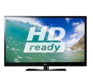 "LG 50PJ550 - 50"" Plasma TV - £499 Delivered @ Currys"