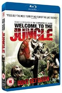 Welcome To The Jungle (Blu-ray) -£5.31 or 31p (with code - new customers only) @ Price Minister Sold by Base