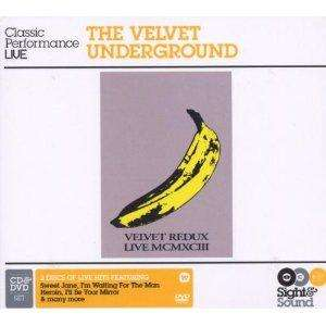 Velvet Underground: Live Mcmxciii: Velvet Redux / Classic Performance Live (DVD + CD) - £3.85 Delivered @ The Hut