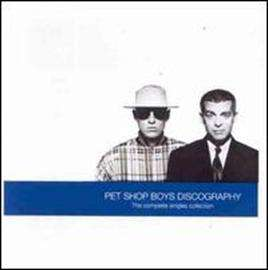Discography: The Complete Singles Collection By Pet Shop Boys (CD) - £3 @ Tesco Entertainment
