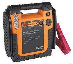 RAC Portable Power Station/Engine Starter WAS £53.50 NOW £26.99 @ ARGOS