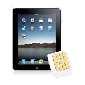 Ready to Go 3GB Preloaded Data Sim for iPad £9.99 free delivery@amazon