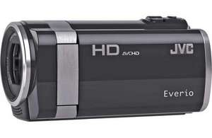 JVC GZHM445 HD Camcorder - Black With 2 Years Warranty - £191 @ Costco