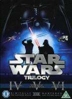 Star Wars Trilogy: The Original Trilogy: Episodes IV - VI (DVD) - £12.99 @ Bee