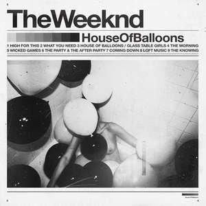 Free Download of The Weeknd - House of Balloons Album @ The Weeknd