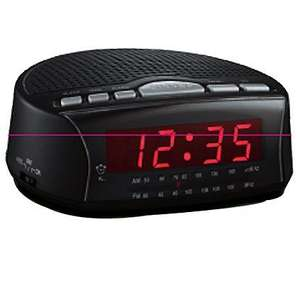 Pretty Good Asda Alarm Radio Clock For £2 @ Asda Direct and Asda Instore
