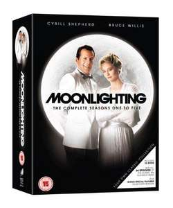 Moonlighting: Series 1-5 Complete Box Set (DVD) - £25.97 @ Amazon