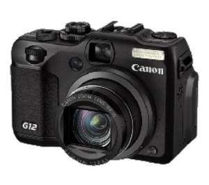 Canon PowerShot G12 Compact Digital Camera - £379.98 *With Code TAKE5* @ PC World