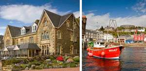 Big Deal - £85 Per Couple For Dinner With Wine, B&B At The Oban Bay Hotel & Spa @ 5pm.co.uk