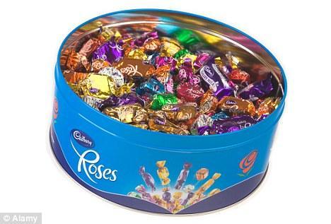 Cadbury Roses Tin £4 @ Morrisons