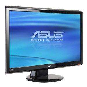 "Asus 24"" VH242H Wide Gaming LCD TFT Monitor (5ms, Full HD, HDMI, Black) - Now £152.99 Delivered @ Amazon"