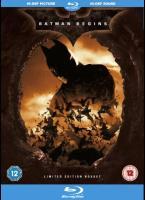 Batman Begins On Blu Ray - £6.39 (with code) @ Bee