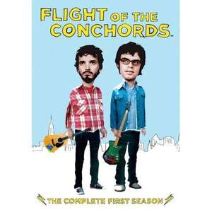 DVD Box Sets For £4.80 Including Curb Your Enthusiasm: Season 1 & Flight of The Conchords (with code SILLYBEE20) @ Bee