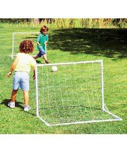 Childrens Football Goals - Was £18.99 Now £3.99 @ Argos
