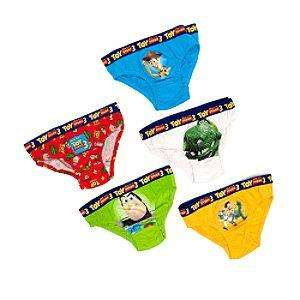 Toy Story Boys Underwear 5 Pack £5.60 @ Disney store