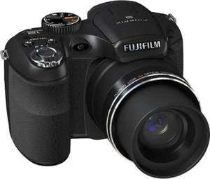 Fujifilm FinePix S1600 Digital 12.2 MP Camera Now: £69.00 @ M&S. Special Offer  free delivery to store + QUIDCO 3%