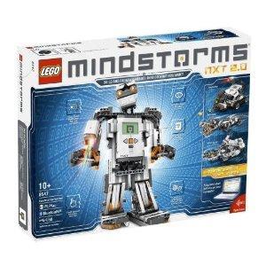 LEGO Mindstorms NXT 2.0 Robot - £183.78 @ Amazon