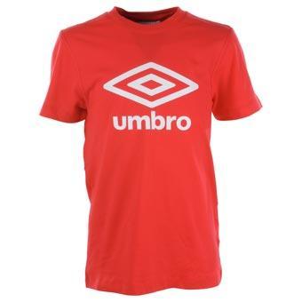 Umbro JB Cotton Logo Tee £2.39 + £5.49 delivery @ DW sports