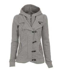 Bench Ladies Overtime Grey Marl Coat (Small Only) - Was £60 Now £24 Delivered @ Ebay Bench Outlet