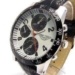 Wingmaster Of London Mens Avaitor Boxed Sports Watch With Decorative Multi Dials/Tachymeter (WM.0022D) £11.99 @ Amazon