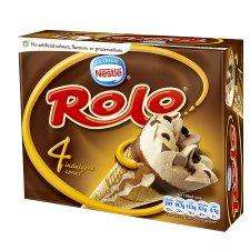 Nestle Rolo Cones 4 x 120ml £1 at Tesco