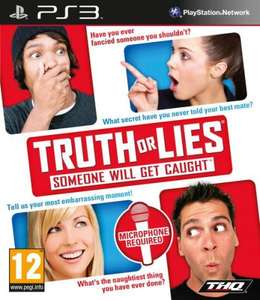 Truth or Lies For PS3 - £2.85 @ Zavvi