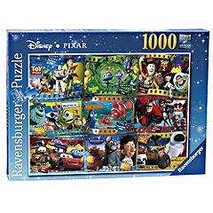 Disney Pixar Montage 1000-Piece Puzzle - 75% off - Now £3.89 Delivered To Store @ Sainsburys