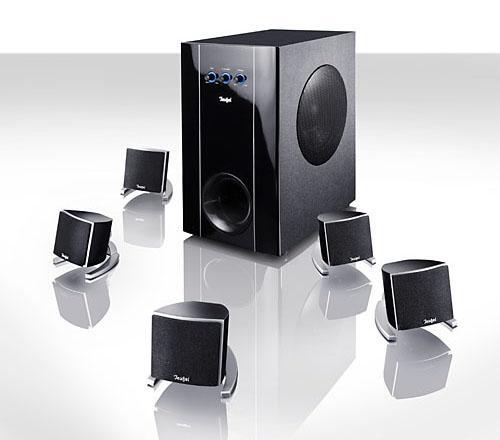 Teufel Concept E100 5.1 PC Speakers - £140.27 (after voucher) @ Teufel Audio