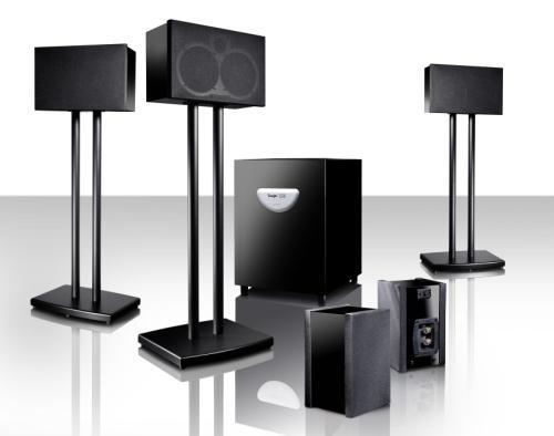 Teufel System 5 THX 5.1 Speaker System - £725.08  (with code) @ Teufel Audio